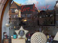 アルザス・ワイン街道を行く28  クリスマス当日のエグイスハイム
