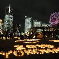 2019 横浜のクリスマスイルミネーション