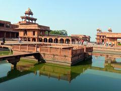 不思議な国インド訪問記 8 (ファーテープル・シクリ)