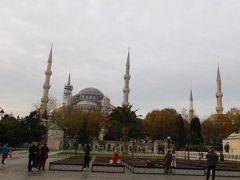 イスタンブール1☆ブルーモスク・アヤソフィア・地下宮殿・ガラタ塔