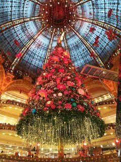 【パリ】年末年始は絶賛スト中のパリへ 1