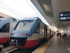 2019年末南イタリア旅行5 バーリから私鉄と国鉄利用でルーヴォ、ビトント、ブリンディシのプーリア・ロマネスクを巡る