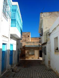 チュニジア&マルタ一人旅5*・゜・*世界遺産スース旧市街を歩く*・゜・*