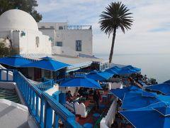 チュニジア&マルタ一人旅6*・゜・*カルタゴ遺跡とシディブサイドを歩く*・゜・*