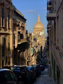 チュニジア&マルタ一人旅7*・゜・*ヴァレッタ市街を歩く*・゜・*