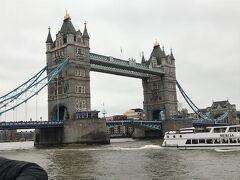 ロンドン(2)タワーブリッジ、ロンドン塔など