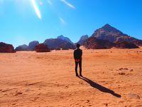 ヨルダン周遊3:ワディラム〜死海