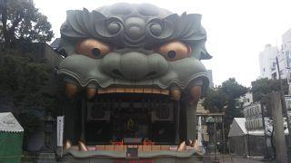 【さすが大阪!ド迫力の神社!】16歳のひとり旅四日間!山陰東トレース旅! その1 山陰の前に大阪観光