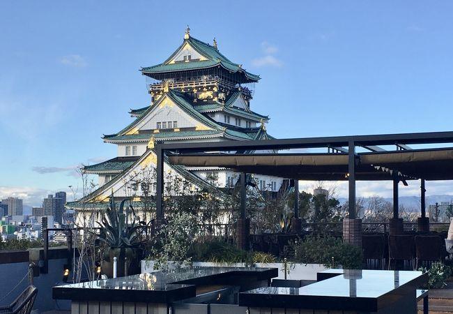 2019年の初詣は豊國神社で。おみくじを引いた後は2017年にオープンしたミライザ大阪城内にあるレストランRASPBERRY with MOON BARでゆったりランチを堪能しました。