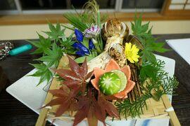 松茸の別所温泉♪ Vol.6 ☆別所温泉:「かしわや本店」優雅な松茸料理♪