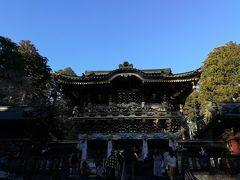 年末日光東照宮と宇都宮餃子の旅!2019年12月