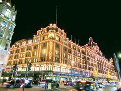 足まめ母娘のロンドン2人旅2回目 �もっとクリスマスマーケット・イルミネーション巡り