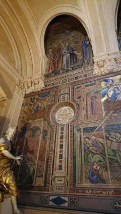 2019年末南イタリア旅行8 ローマをぶらぶら散策後帰国へ カラバッジョとサンタ・マリアマッジョーレ教会4階見学