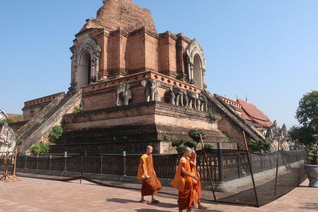 個人手配・2019年12月 夫婦で行くバンコク・チェンマイの旅 その3