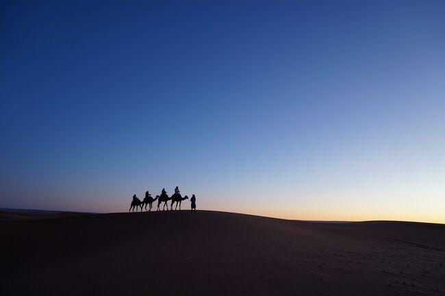 """ジャミール モロッコ 6""""サハラ砂漠を歩いてみたい""""が叶った日"""