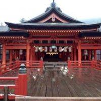 広島旅行� 厳島神社 錦帯橋