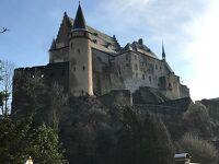 ルクセンブルク随一の名城 ヴィアンデン