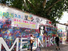 八日目 プラハ街歩き3(聖ミクラーシュ教会、ジョン・レノンの壁他)