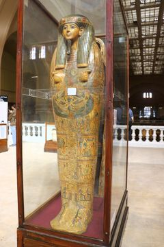 先人達からの力を頂く旅(5)憧れのエジプト考古学博物館で、古代エジプトへタイムトリップ!(^^)!