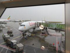 エチオピア航空直行便でアディスアベバへ!