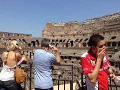 2013 Secondo viaggio a Roma #8 Colosseo e Eataly コロッセオとイータリー本店