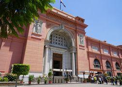 2019.8 エジプト8日間【19】エジプト考古学博物館(1)古王国コレクション