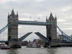 足まめ母娘のロンドン2人旅2回目 �街歩き〜大英図書館・二つ目のホテル・タワーブリッジの跳ね橋