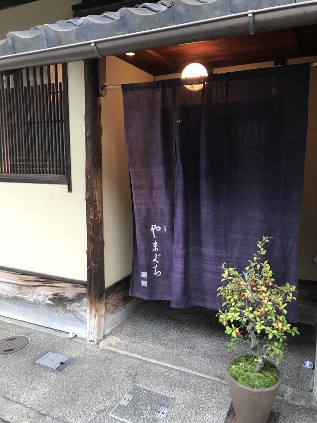 京都通い2019秋 貴船神社と一見さん