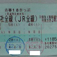 冬の日本横断放浪記その3