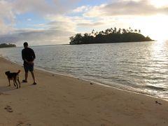 25周年記念 クック諸島 Day3-1(夜明けのムリビーチ)