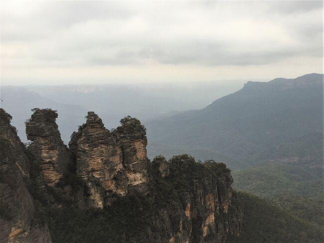 夫婦旅行No5(Blue Mountains)