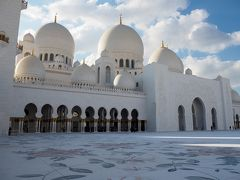 UAE〜2泊5日の旅�