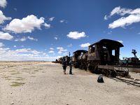 南米1ヶ月1人旅 �ウユニ(ボリビア)