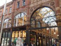 秋のイングランド カントリーサイドを歩く 8 ビクトリア様式のアーケードが美しい街 リーズ