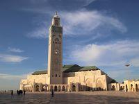 エキゾチック・モロッコ10日間 関西空港からドバイ経由でカサブランカへ