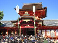 2020年初詣 京阪電車沿線の寺社巡り