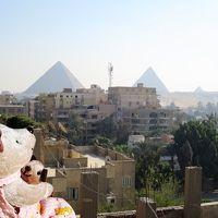 8年ぶり8度目のエジプト8日間(5)フェイサル通り☆懐かしの我が家はホテルに改装中
