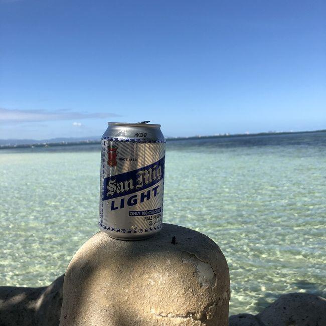 人生初の海外で年越しをしようと年末年始でセブ島に行ってきました。滞在先のシャングリラマクタンリゾートは施設が充実しており快適に過ごせました。3日目にはアイランドホッピングに行きましたが、ホテルのビーチの方がお魚たくさんいました。観光よりもホテルのビーチでノンビリした旅行でした。