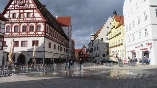 還暦道産子オヤジの卒業旅行7日目 路線バスでロマンチック街道の城壁都市を訪ねミュンヘンへGo!