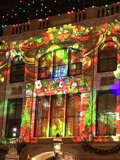 ディズニーリゾートのクリスマス ヒルトン東京ベイにお泊まり