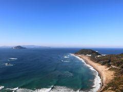 絶景の伊良湖岬
