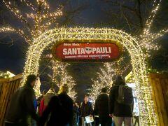 2019. サンタパウリのクリスマスマーケット ハンブルク.。.:*☆