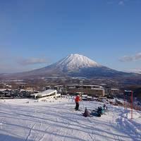 2019年年末は子連れでスキー!ニセコはもはや海外?