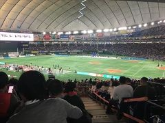 2020年01月 東京ドーム RiceBoweを見に行ってきました。
