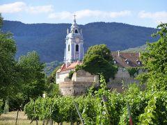 駆け足で巡る中欧5カ国の旅 15 世界遺産ヴァッハウ渓谷とデュルンシュタイン