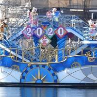 2020年 東京ディズニーシーのお正月
