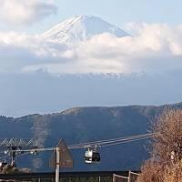 2020新春 芦ノ湖はなをり宿泊とちょっと箱根駅伝観戦 1