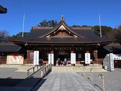 砥鹿神社と豊川稲荷