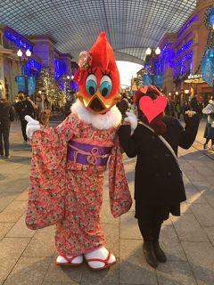 クリスマス&新春のUSJ
