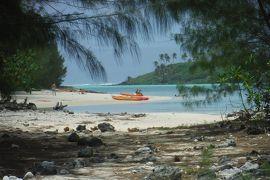 25周年記念 クック諸島 Day3-3(ムリラグーンの小島 Koromiri Motu にて)